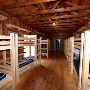inside bunk